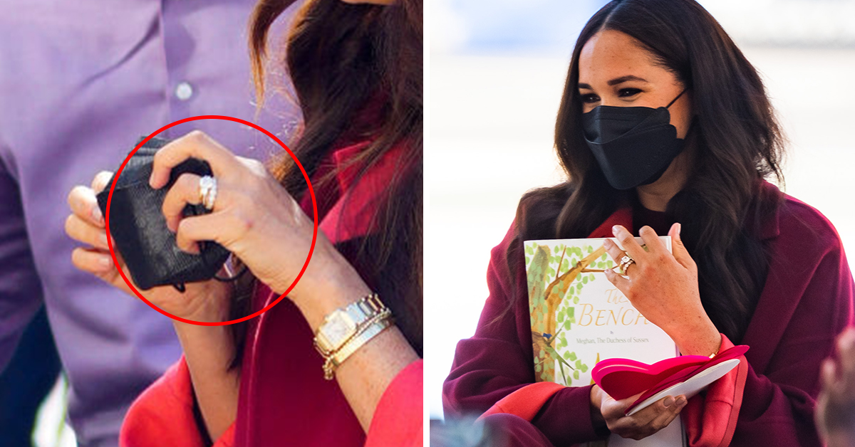 Detail in Meghan Markle's outfit causes a stir: 'Different again?'