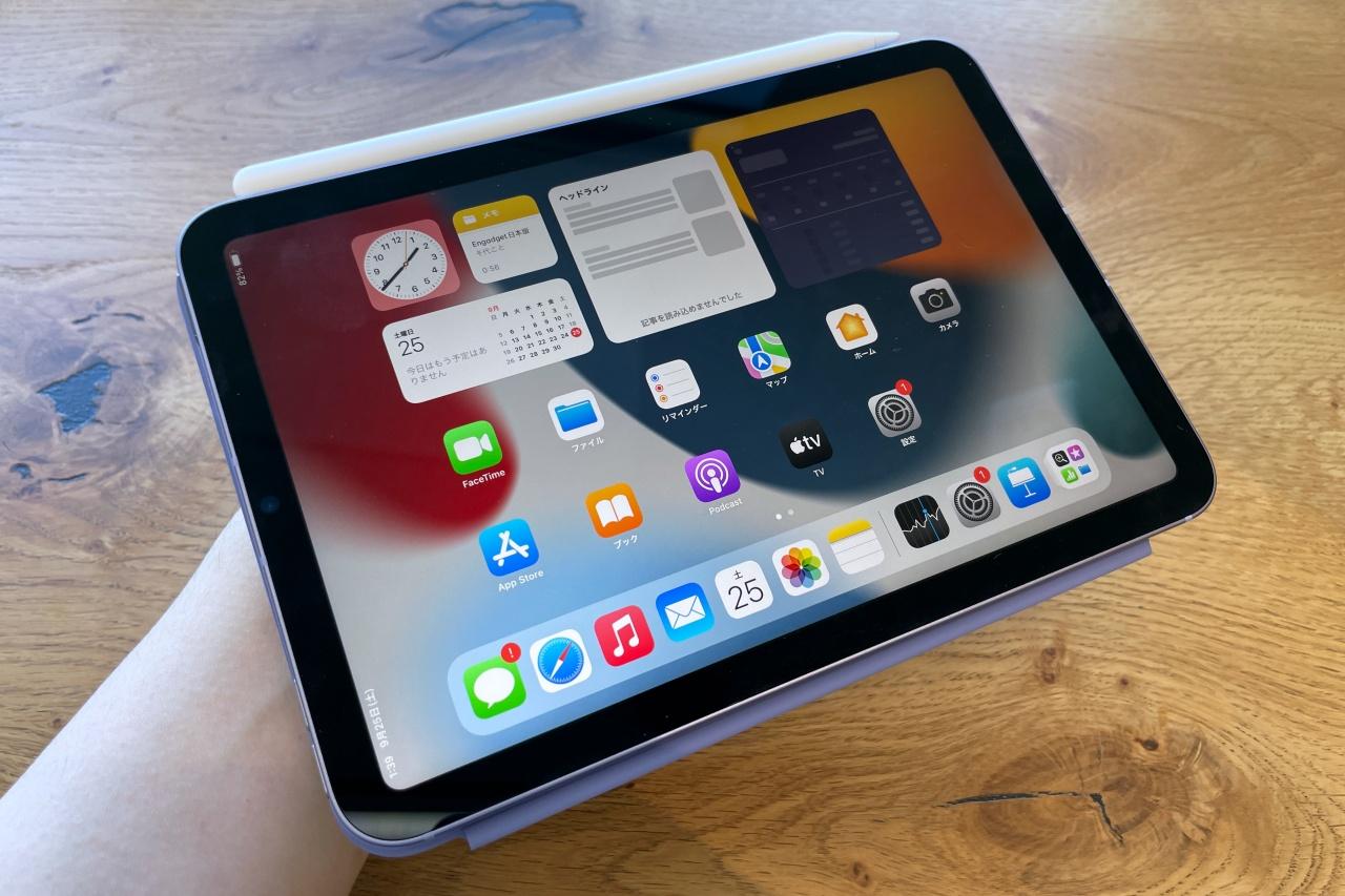 iPad mini 6th Gen (2021)