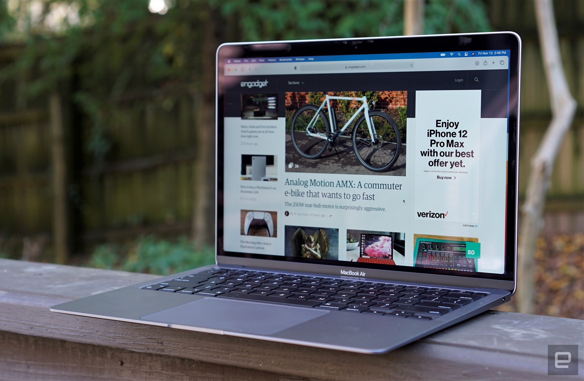 Apple MacBook Air M1 models fall back to all-time lows - Engadget