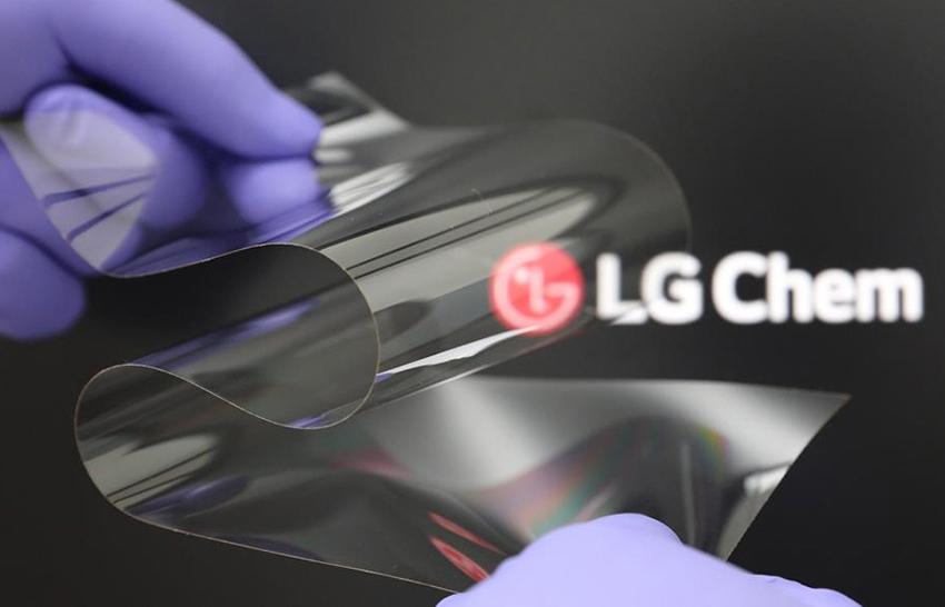 LG Cham 真折疊窗