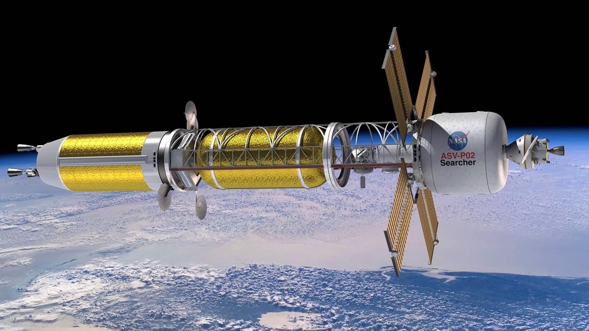 Savunma Bakanlığı, küçük uzay araçları için nükleer tahrik arıyor | Engadget