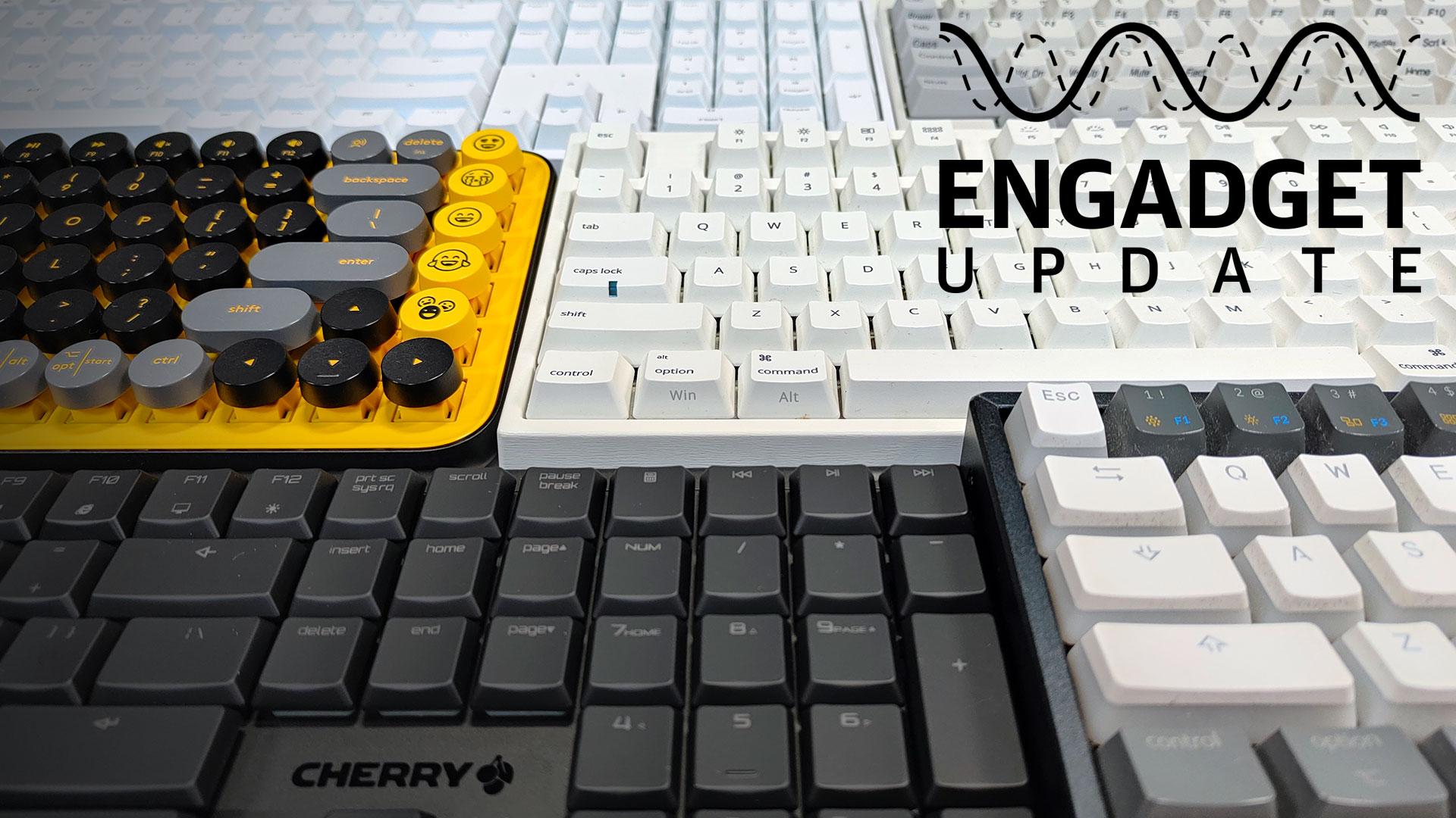 鍵盤是一眾打工仔、學生都會時常用到的工具,對於我們編輯來說更是直接影響工作效率,所以挑的時候都有不同要求。今天的 Engadget Update 就一口氣跟大家開盒六款風格、特色各異的機械鍵盤,而且更有盲測的部分,來跟大家分享一下如何選一個的鍵盤吧。