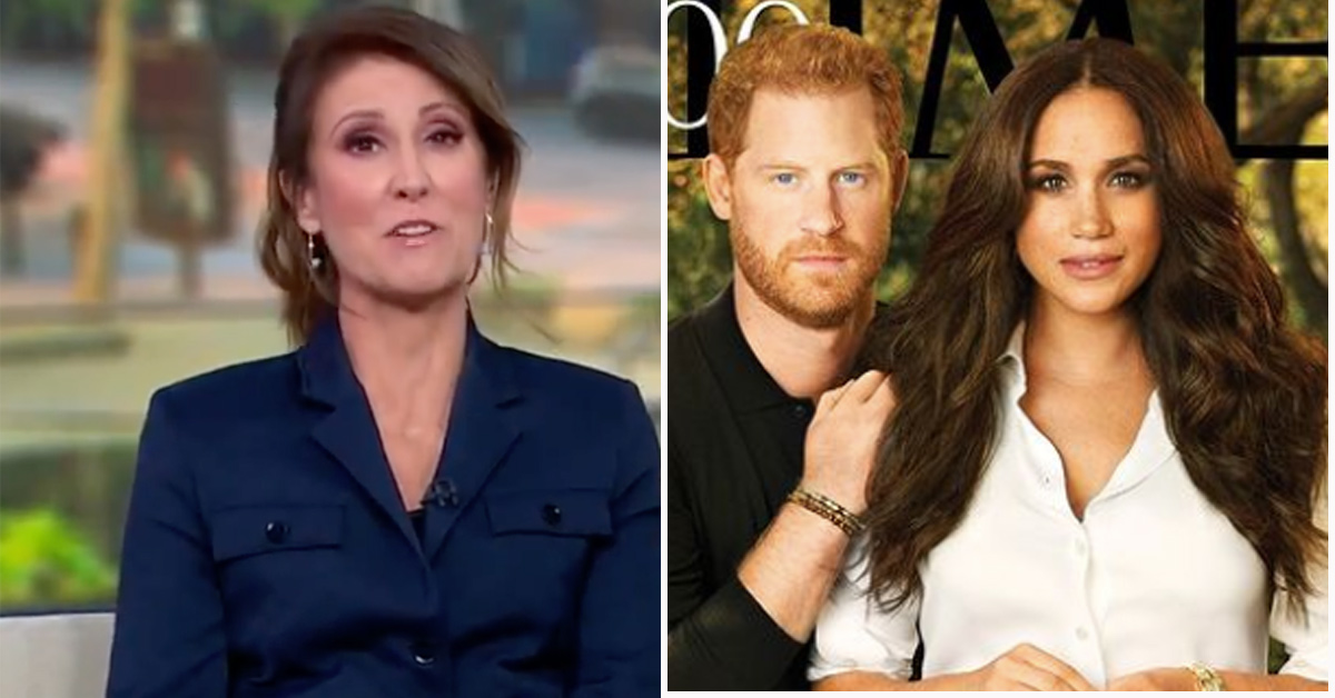 Sunrise's Nat Barr takes a swipe at Prince Harry's hairline