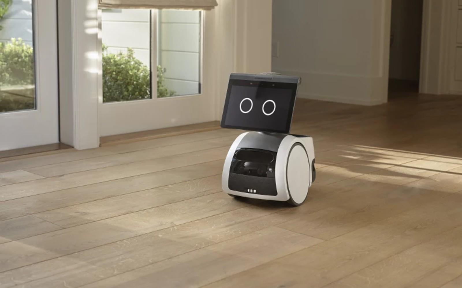 Amazon Astro is an Alexa robot that roams your home | Engadget