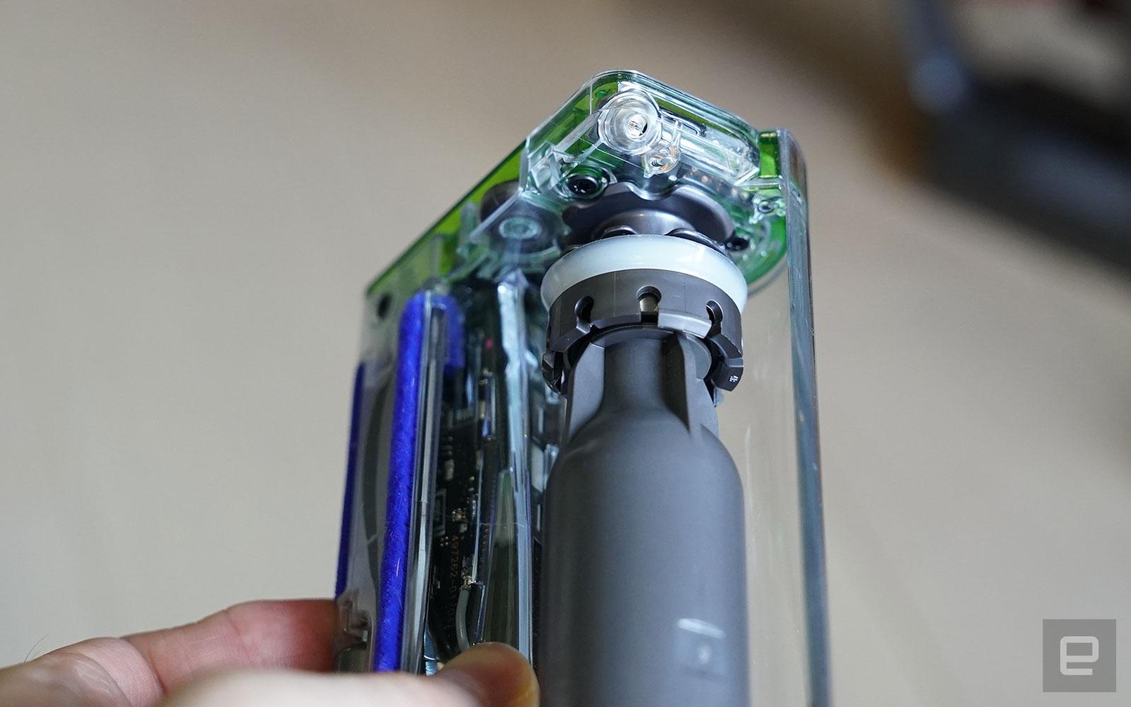 Dyson V12 Slim Detect 評測