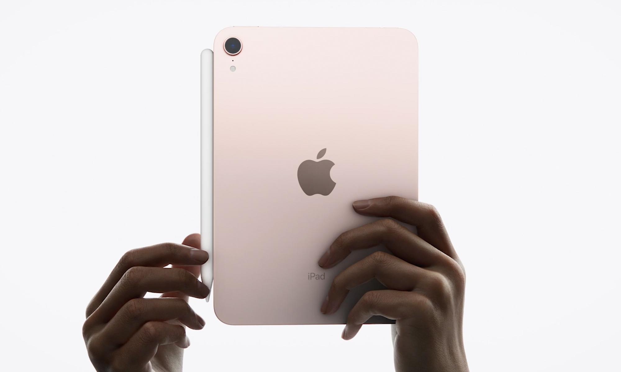 Apple's sixth-gen iPad mini gets USB-C and an all-screen design