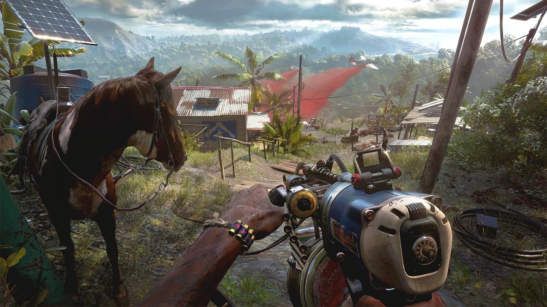 'Far Cry 6' lansman sonrası düşüşler arasında Stranger Things, Rambo ve Danny Trejo | Engadget