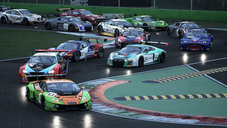 《Assetto Corsa Competizione》
