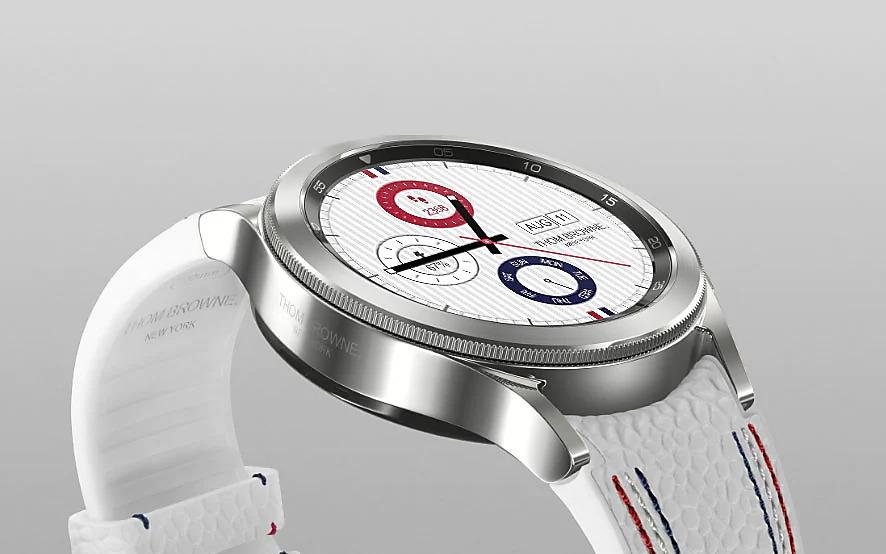 Galaxy Watch 4 Classic Thom Browne Edition