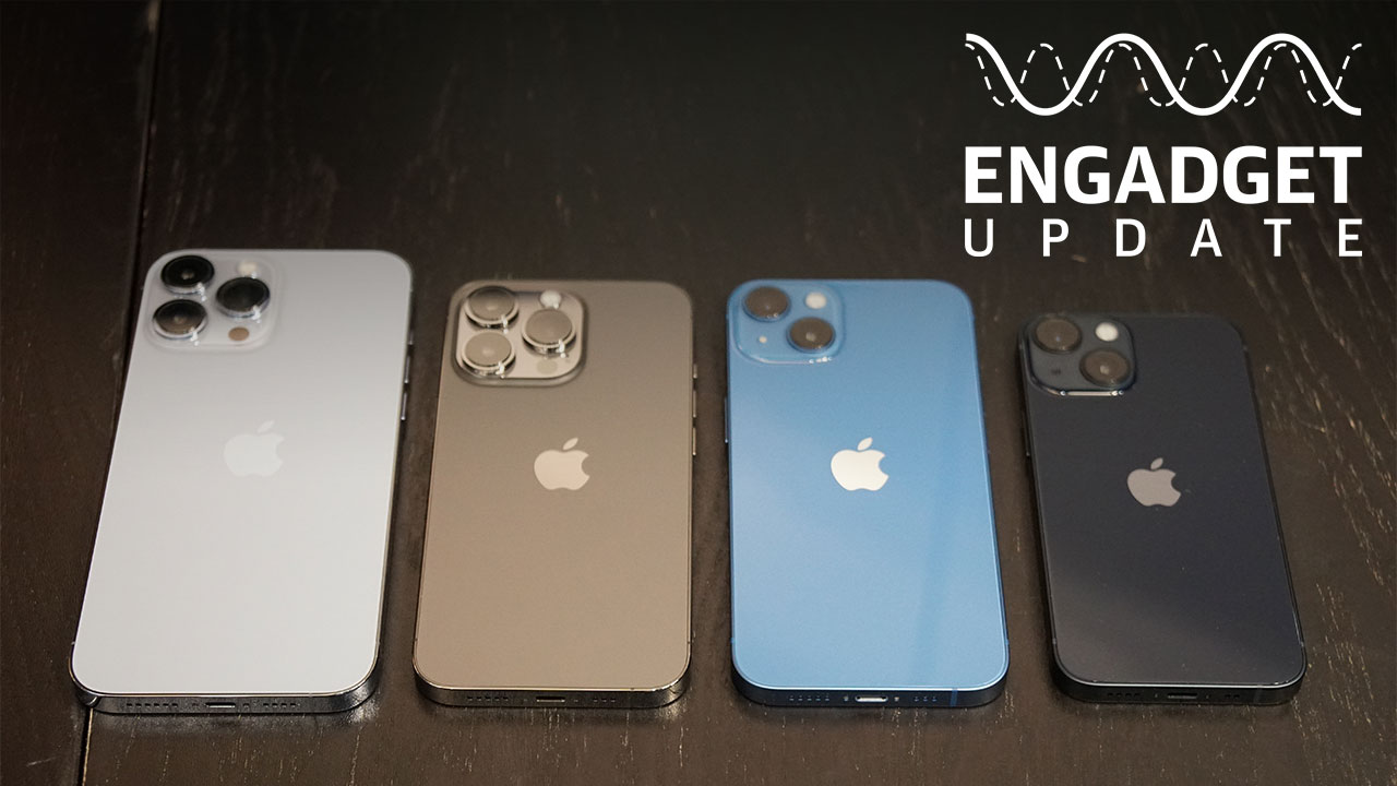 Engadget Update EP116