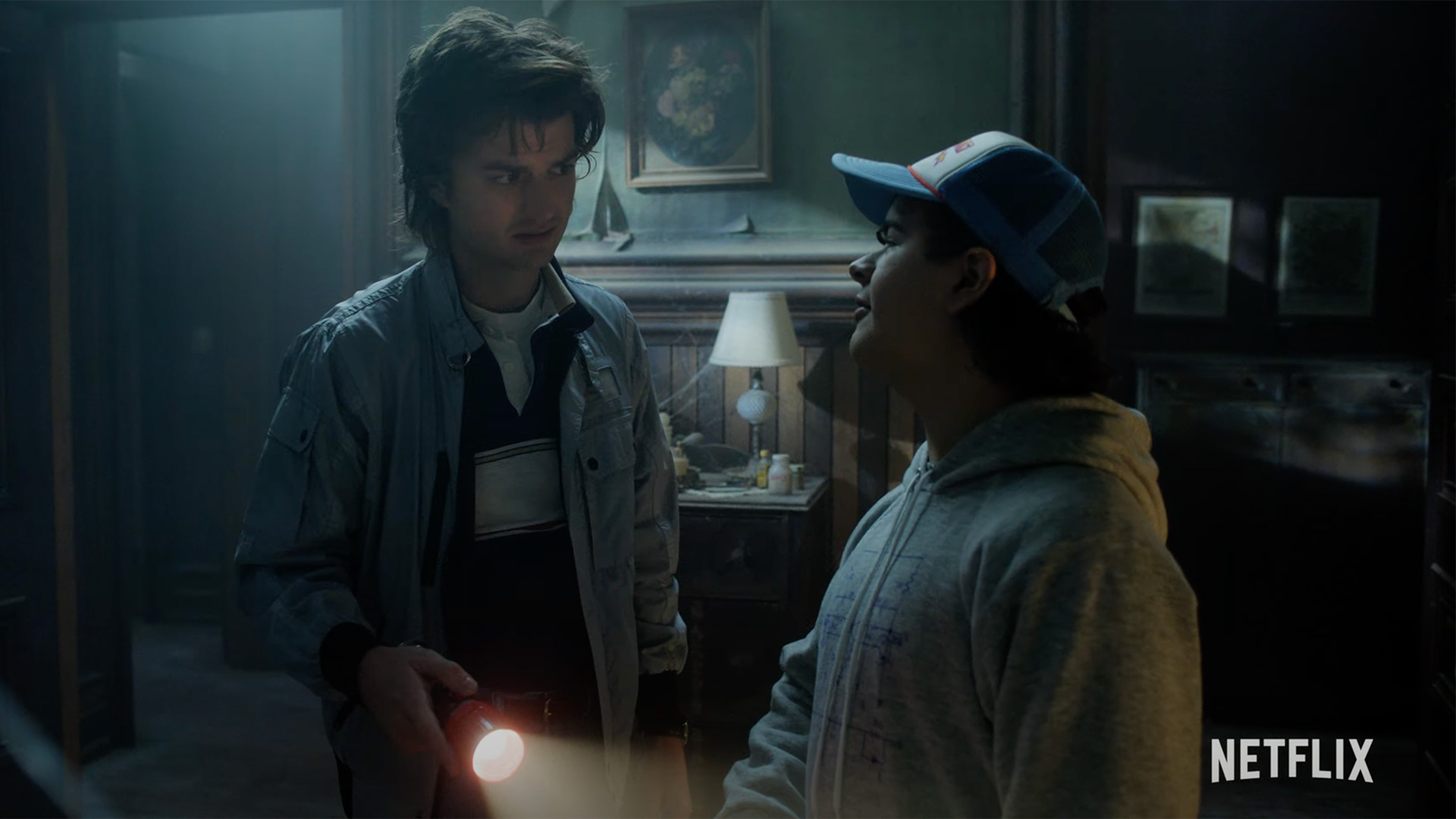 'Stranger Things' season 4 teaser offers a peek at a haunted house