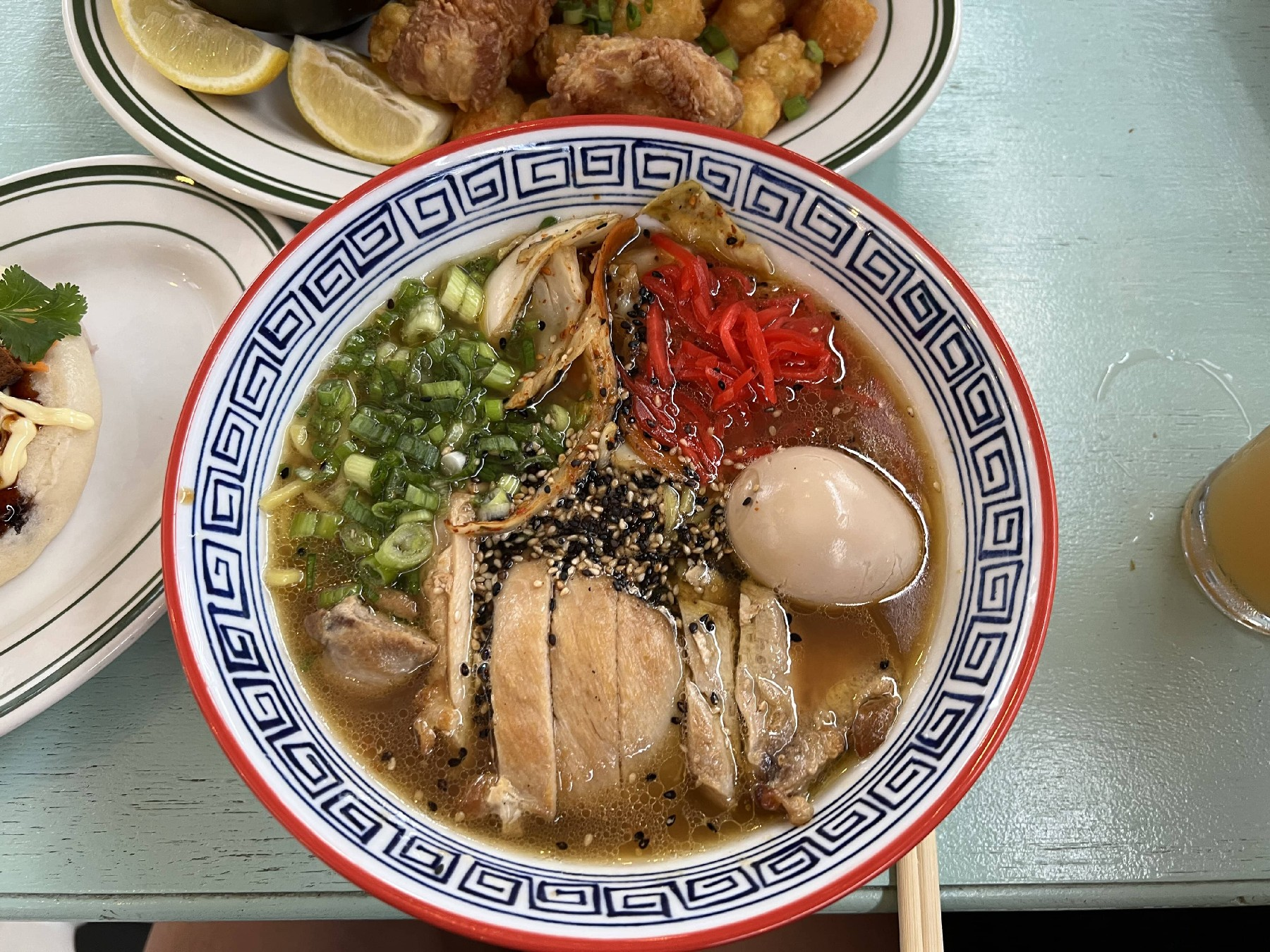 <p>iPhone 13 Pro camera sample: A colorful bowl of ramen.</p>