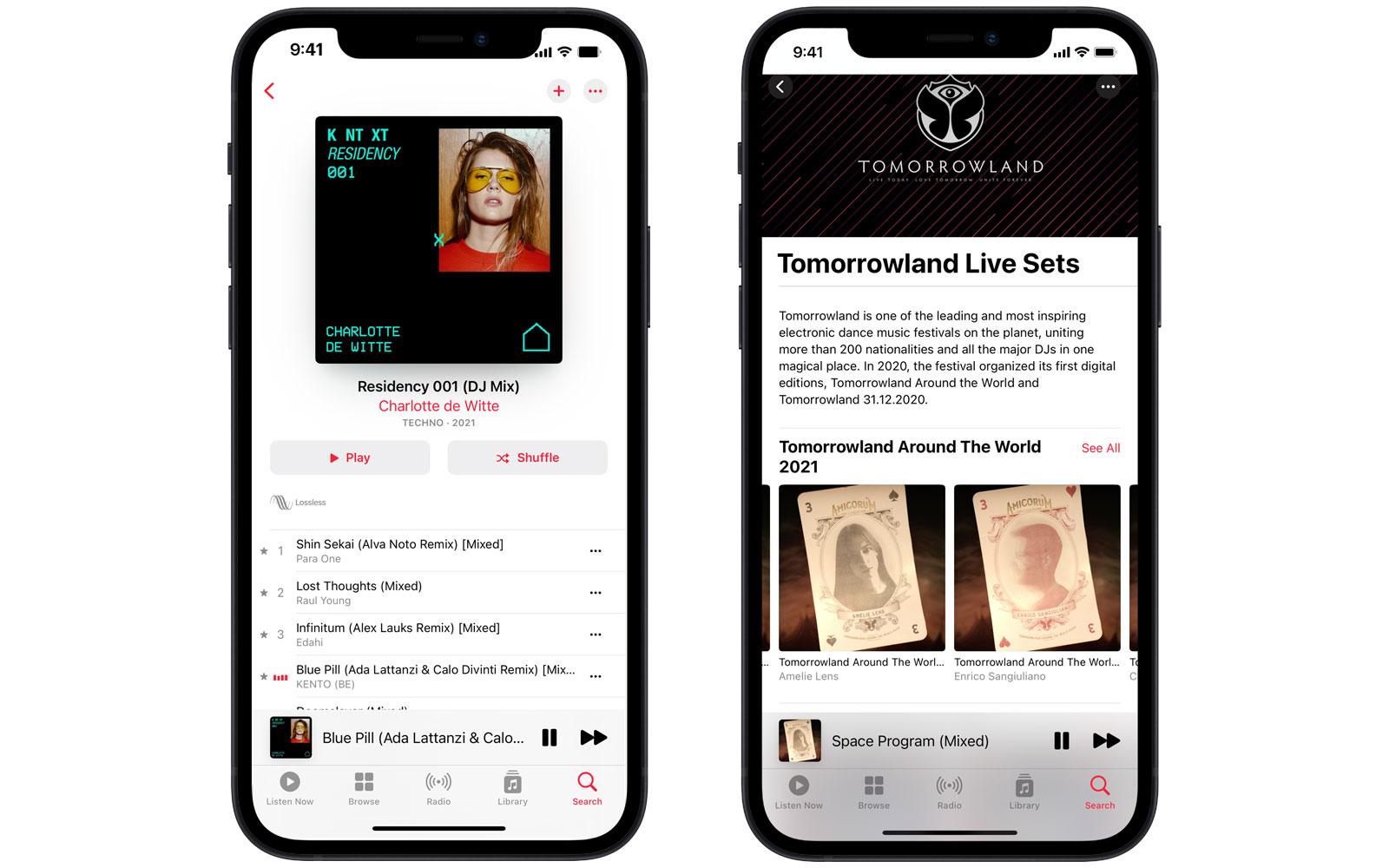 Apple Music, DJ mix'leri için uygun telif ücretlerini sağlamak için Shazam'ın teknolojisini kullanacak | Engadget