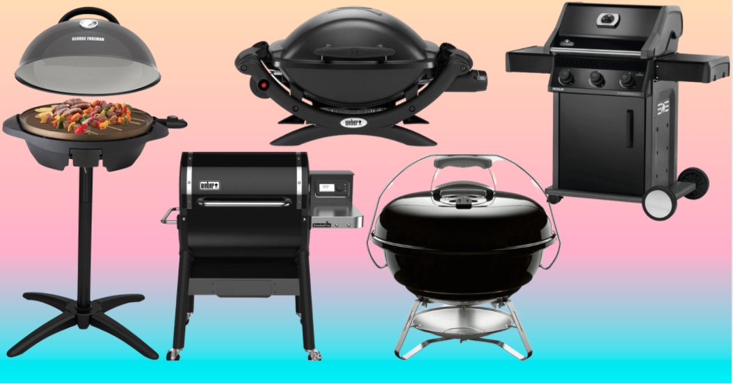 How to pick the best BBQ: From Weber to Napoleon and George Foreman