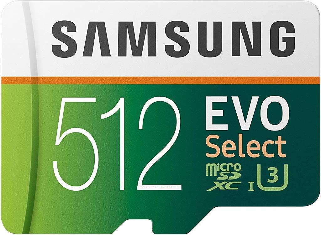 三星 EVO Select 512GB microSDXC