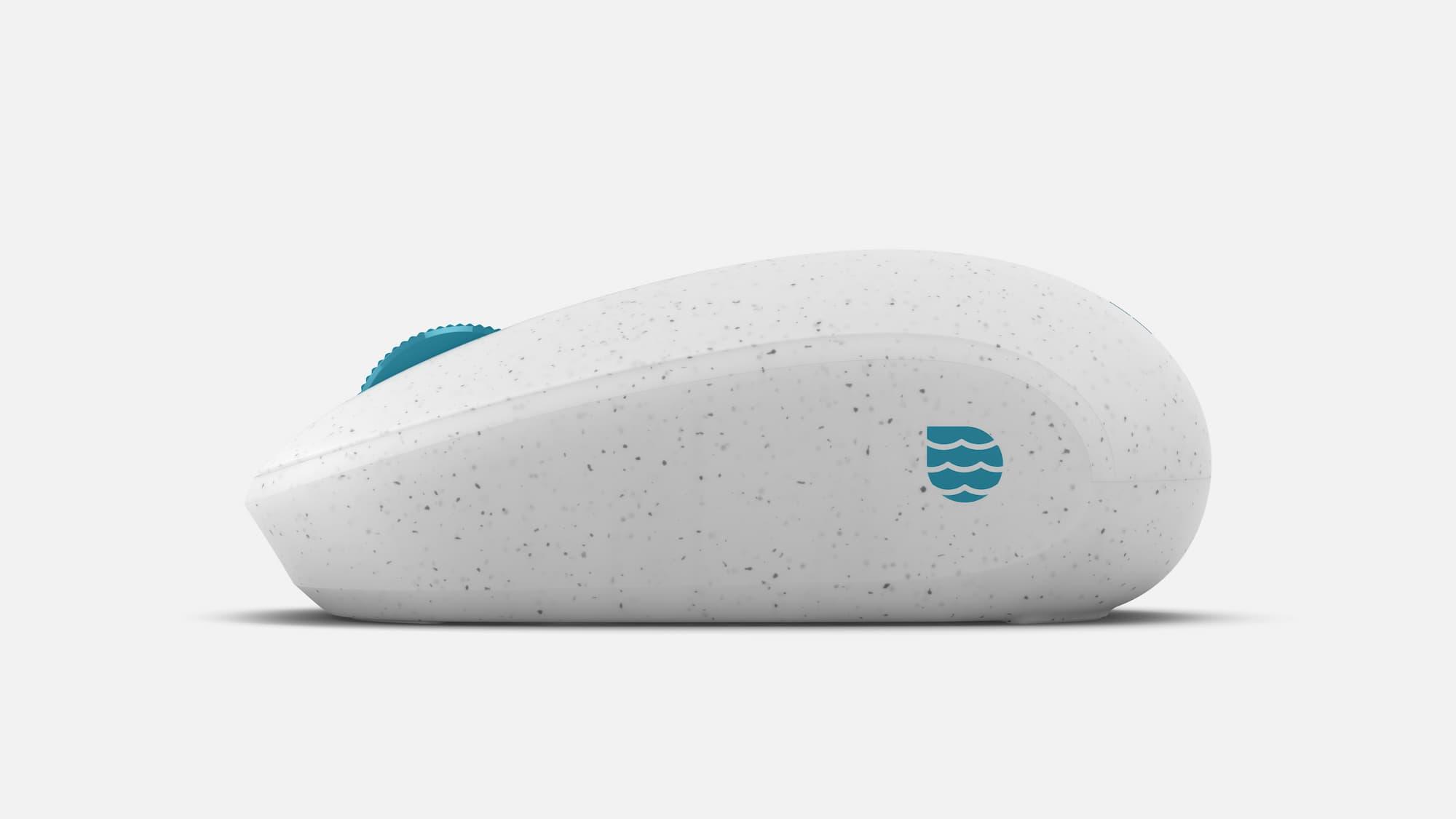 Microsoft Ocean Plastic Mouse