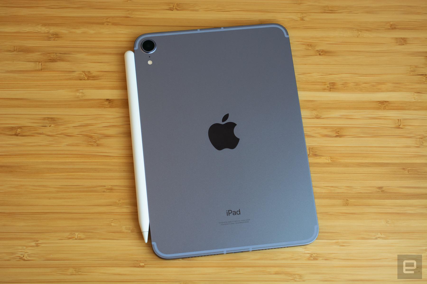 <p>Apple iPad mini 2021</p>