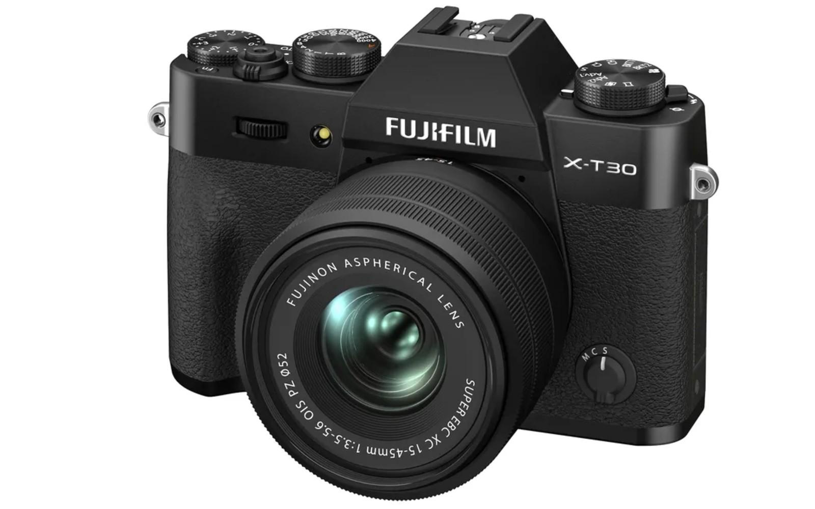 Fujifilm X-T30 II