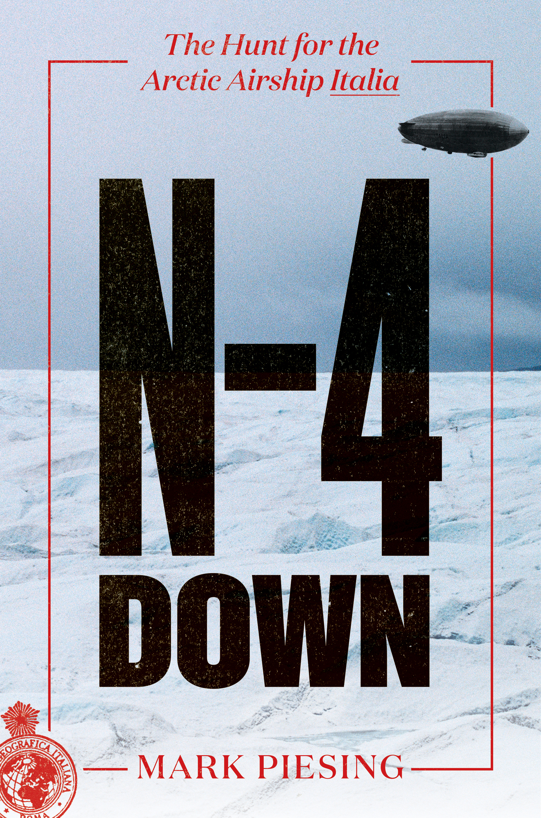 N-4 Down cover