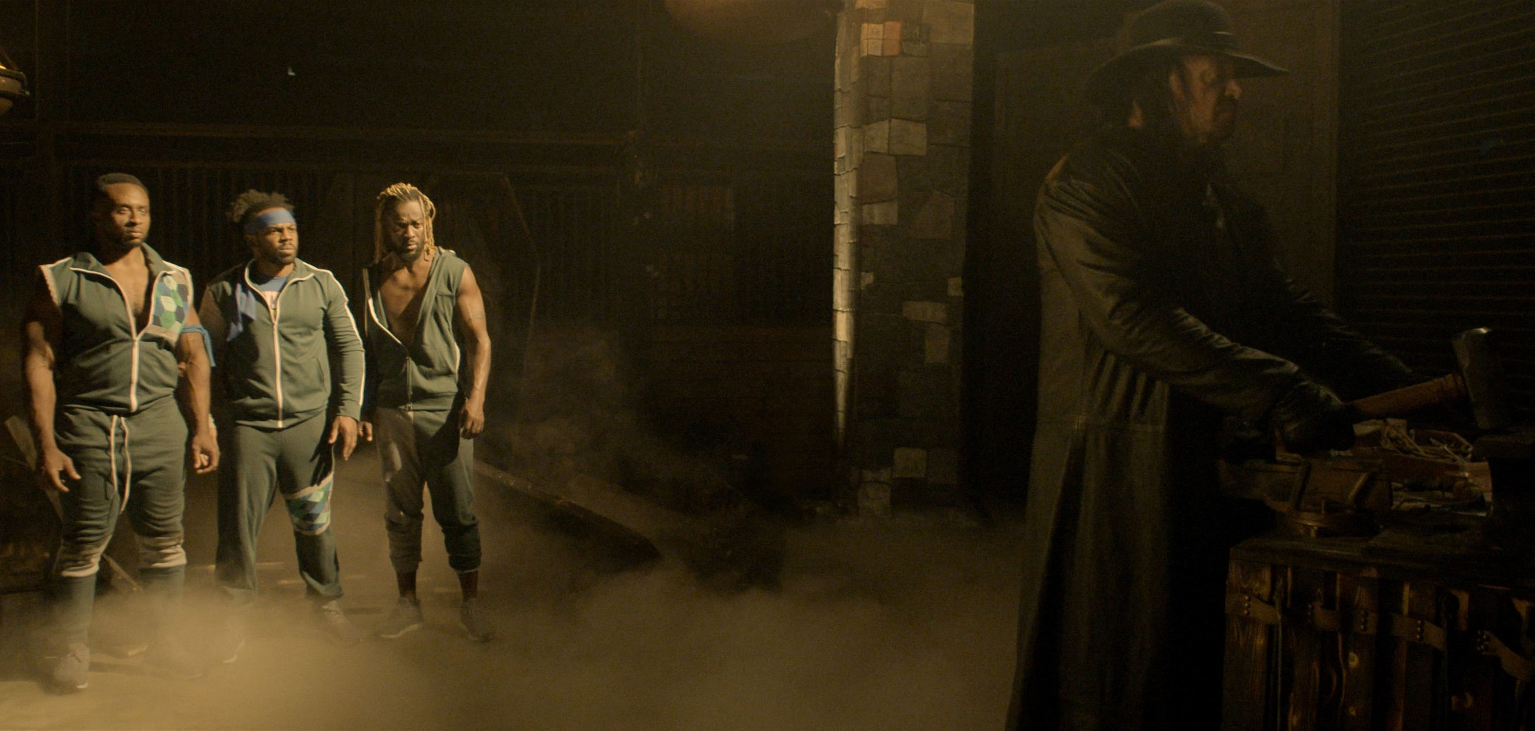 Netflix is releasing an interactive WWE horror movie on October 5th