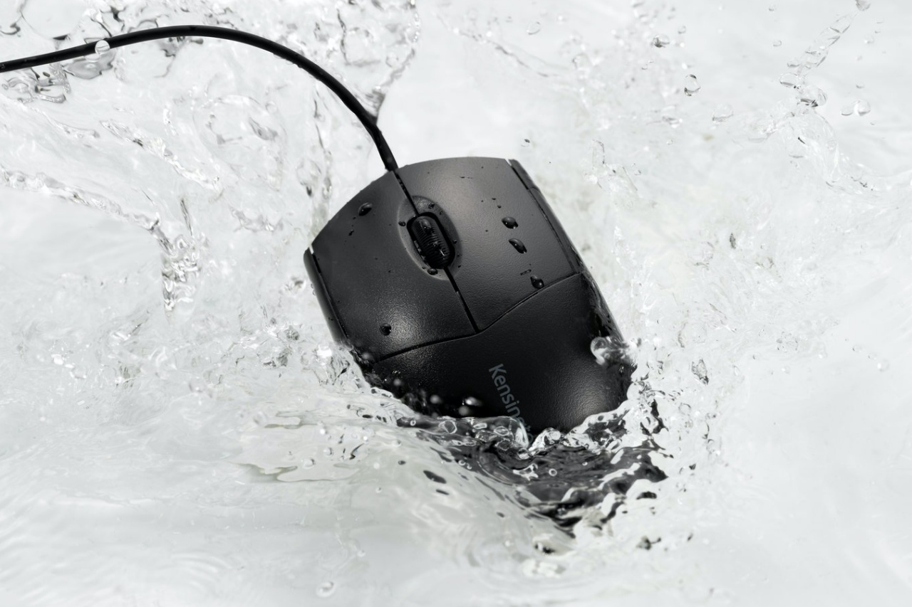 ProFit Wired Washable Mouse