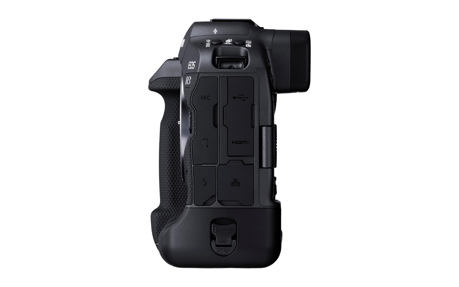 Canon's flagship 24-megapixel EOS R3 arrives in November for $6,000