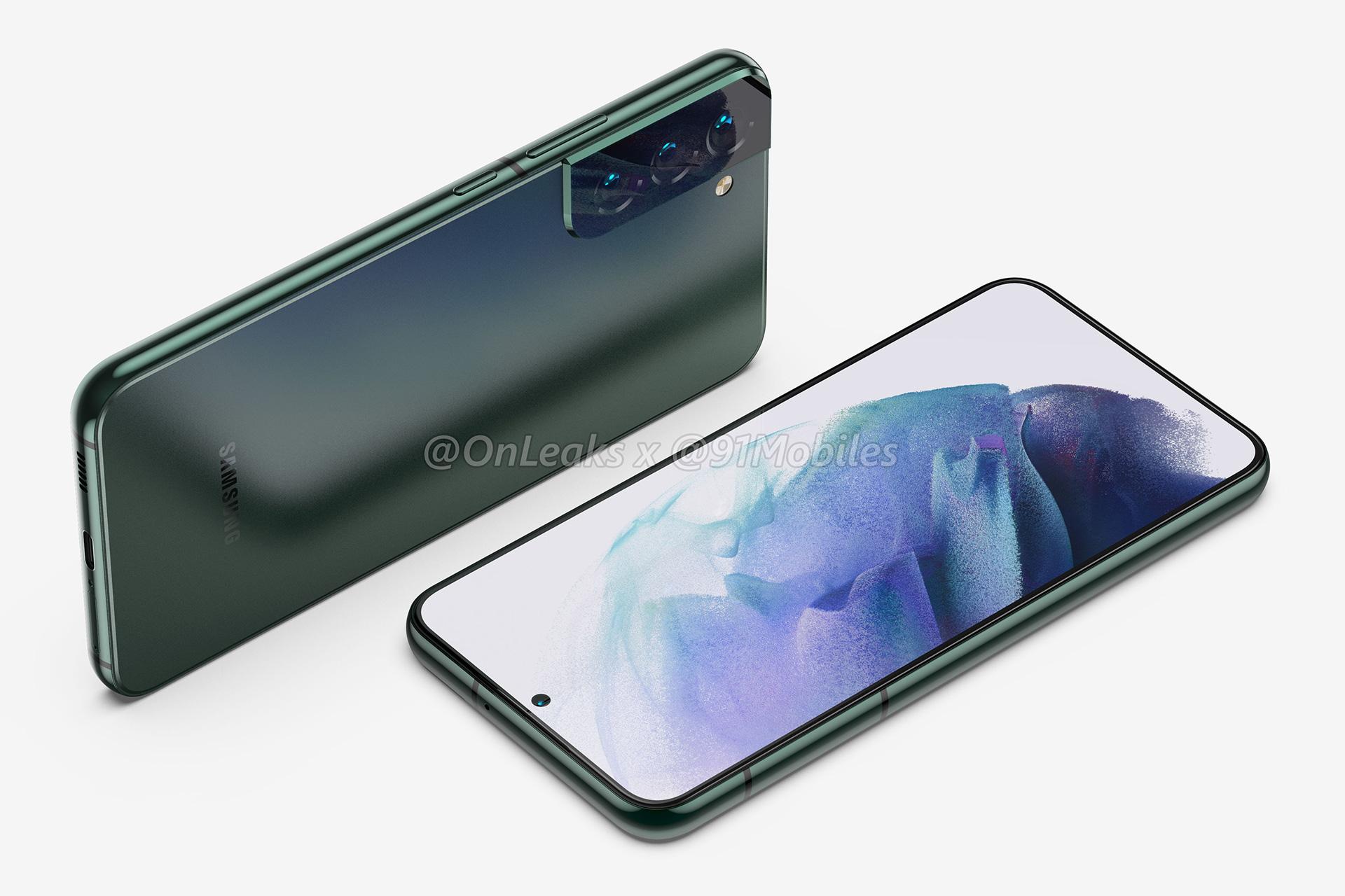Samsung Galaxy S22+ image leak