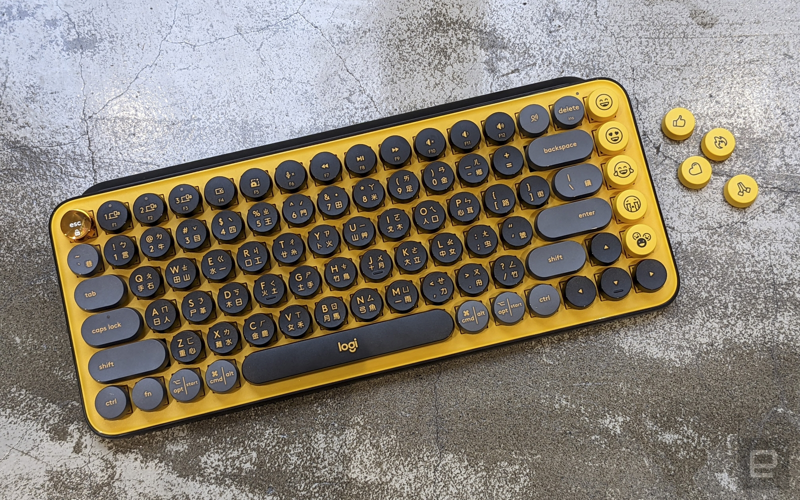 Logitech Pop Keys Mechanical Keyboard