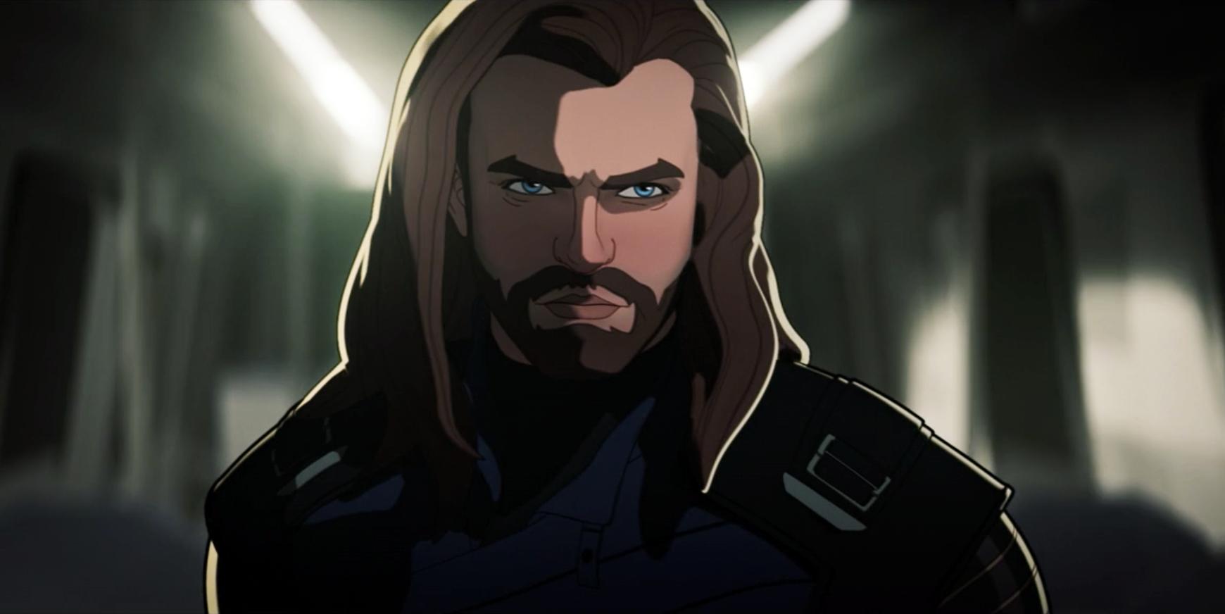 Bucky Barnes, aka the Winter Soldier