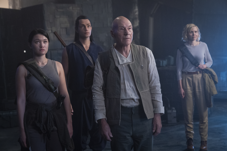 'Uzay Yolu: Picard' bizi Şubat 2022'de alternatif bir gerçekliğe götürüyor | Engadget