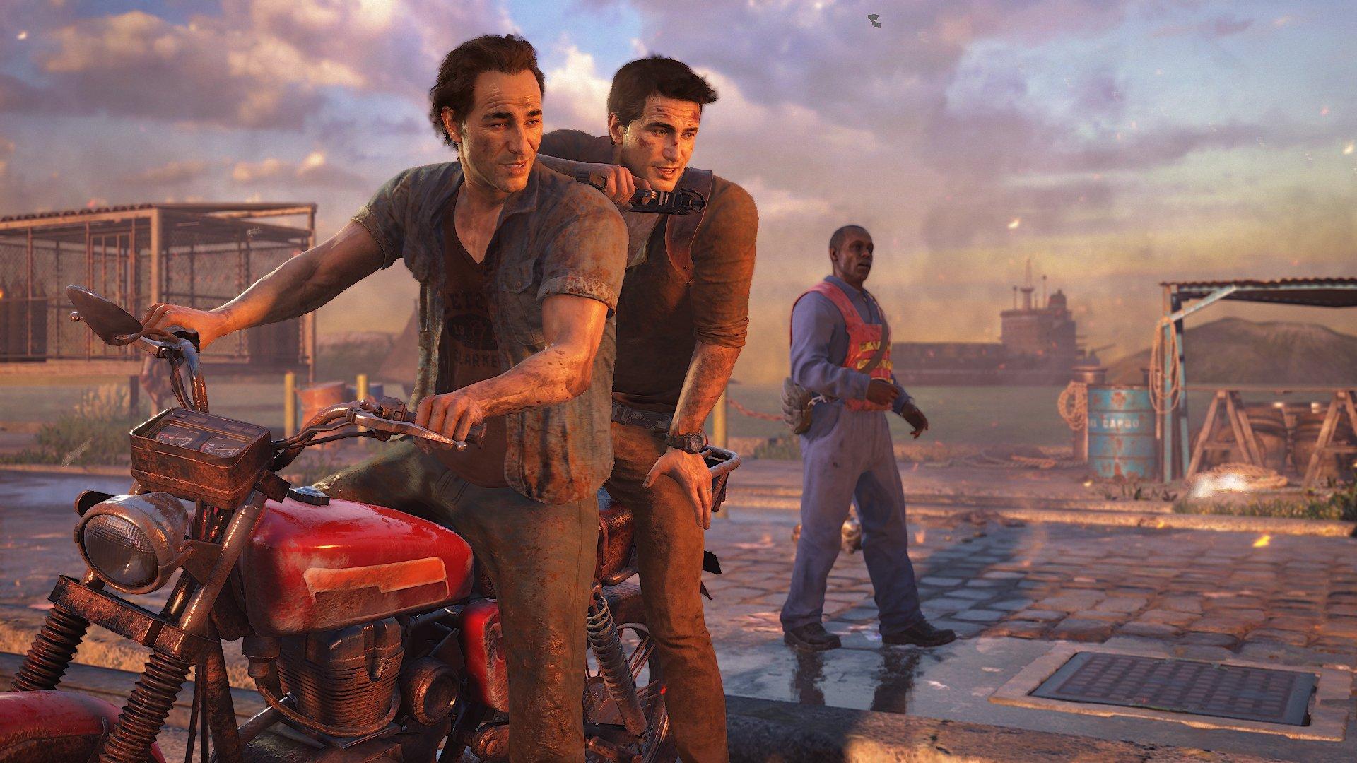 'Uncharted 4' ve 'Uncharted Lost Legacy' PS5 ve PC'ye geliyor | Engadget