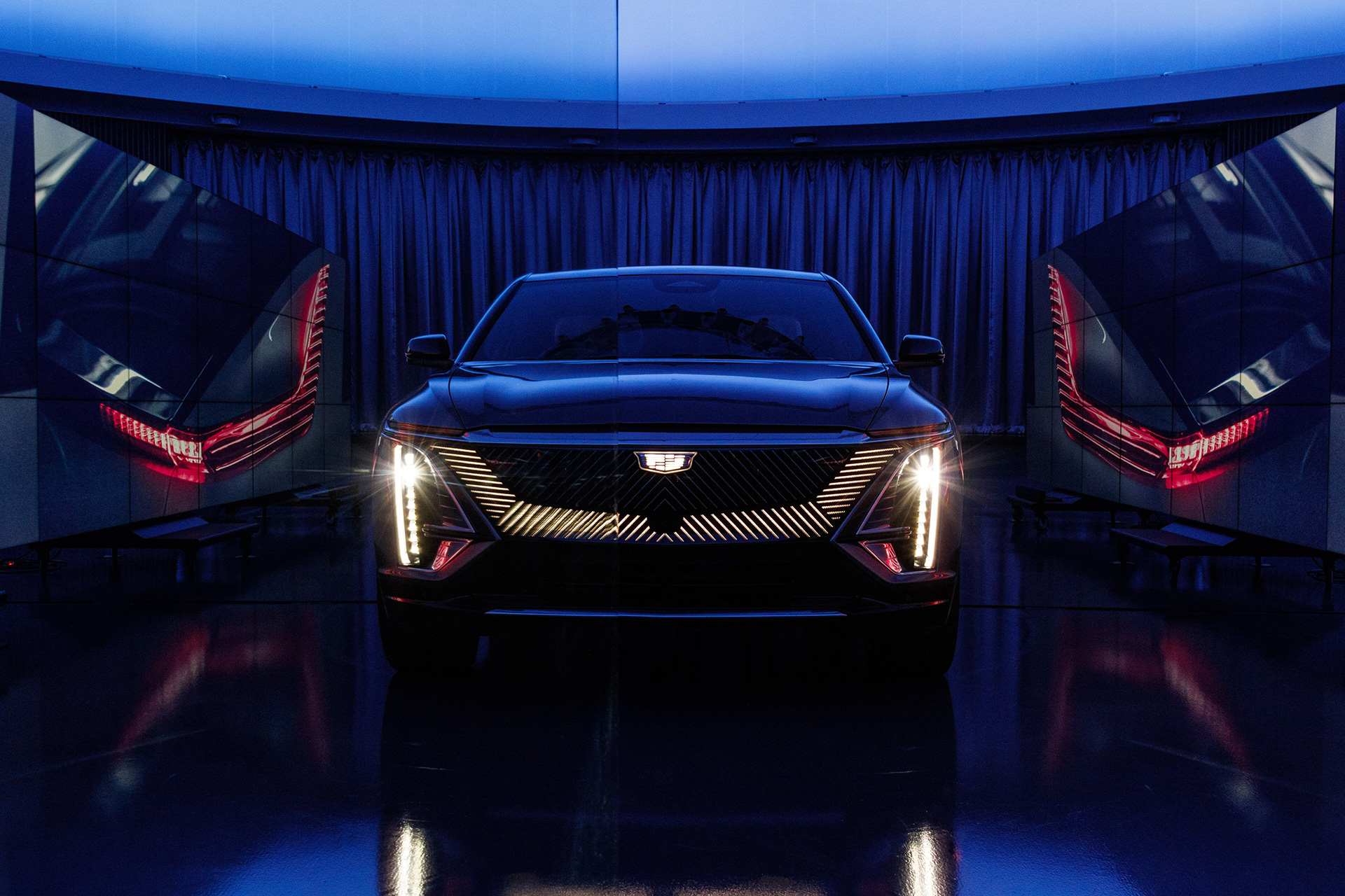 Cadillac's inaugural Lyriq EV sold out of reservations in 19 minutes