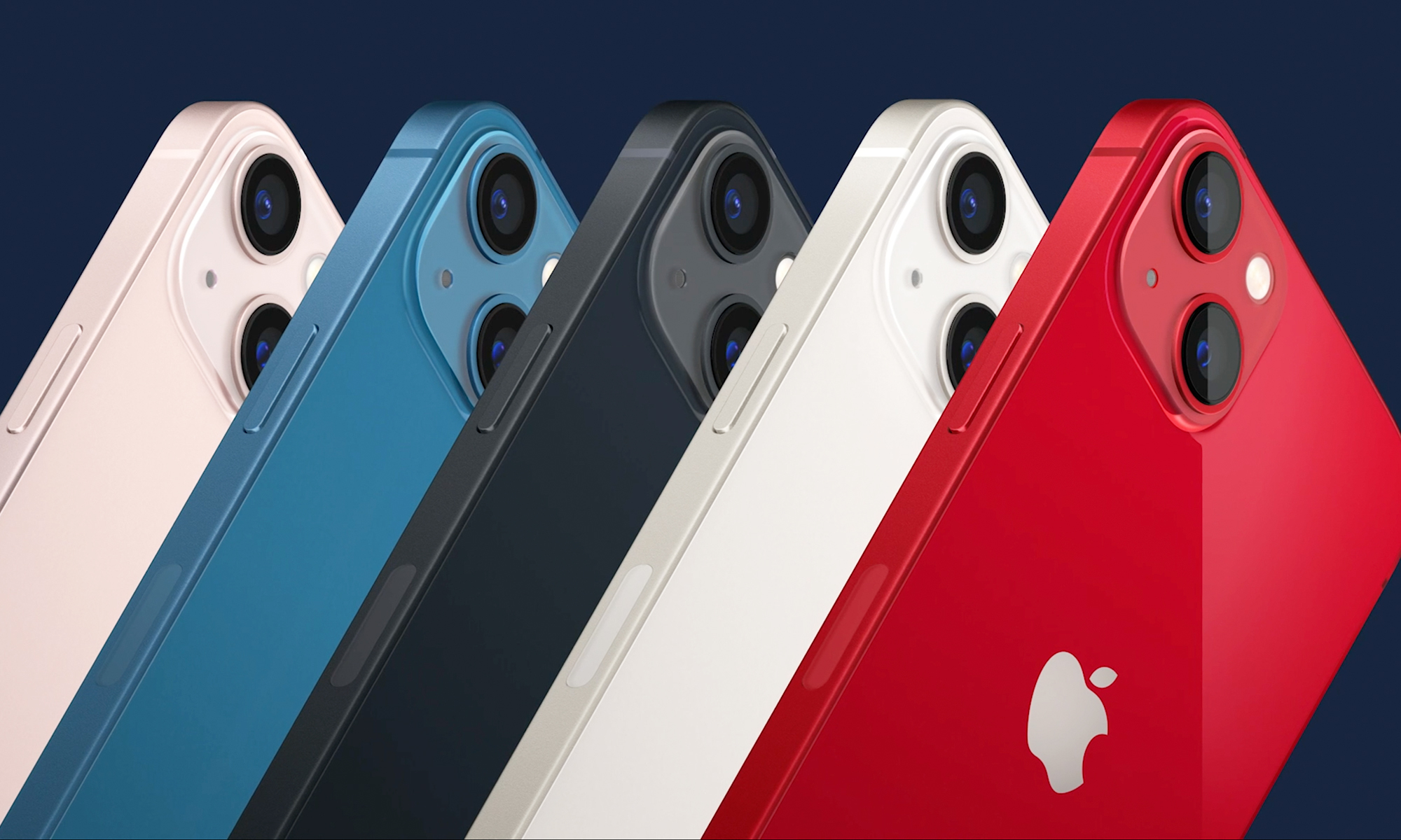 Apple's iPhone 13 mini gets camera technology from the 12 Pro Max