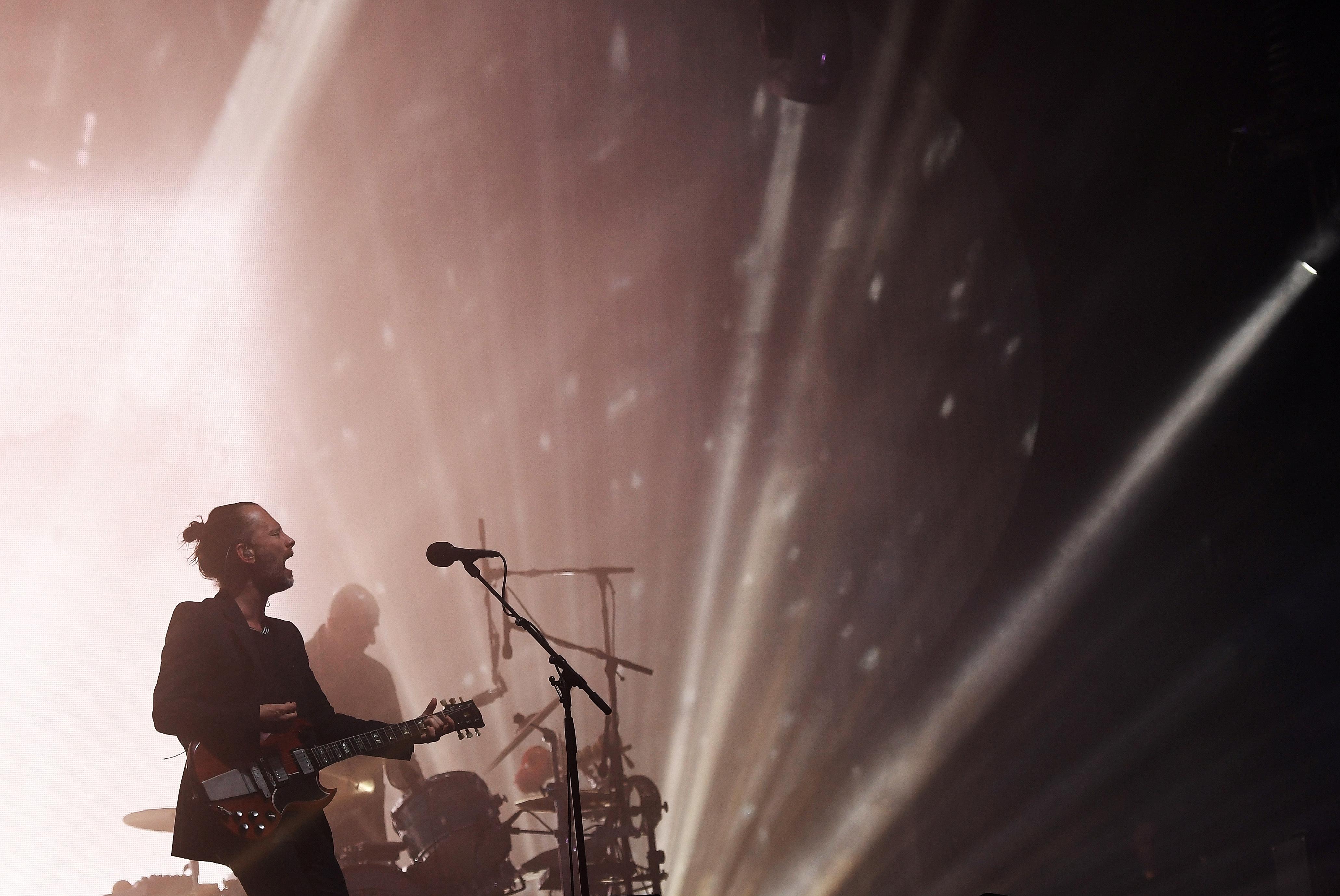 Radiohead ve Epic Games sanal bir 'Kid A Mnesia' sergisi için bir araya geldi | Engadget