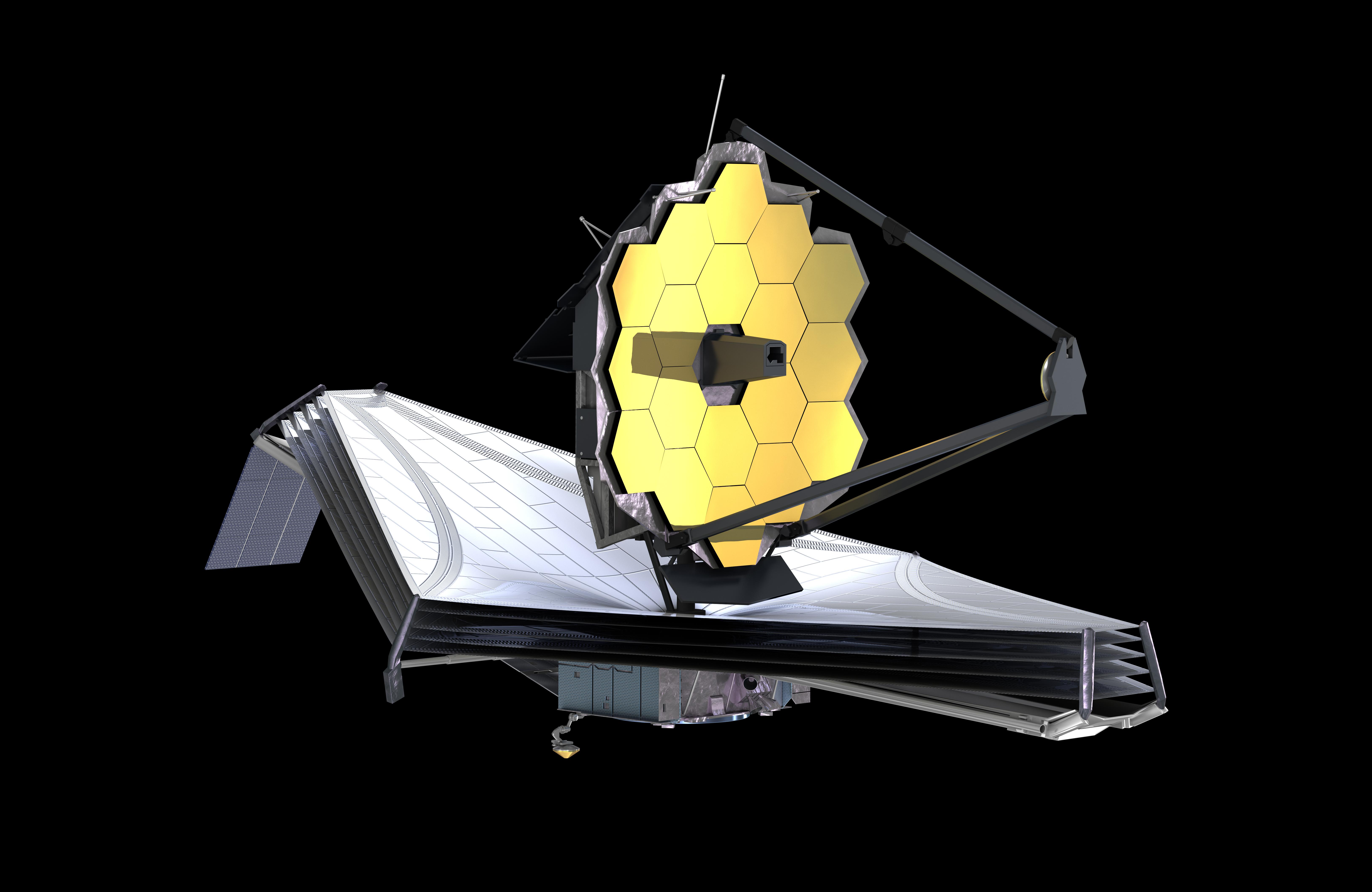NASA nihayet 18 Aralık'ta James Webb Uzay Teleskobu'nu fırlatacak | Engadget