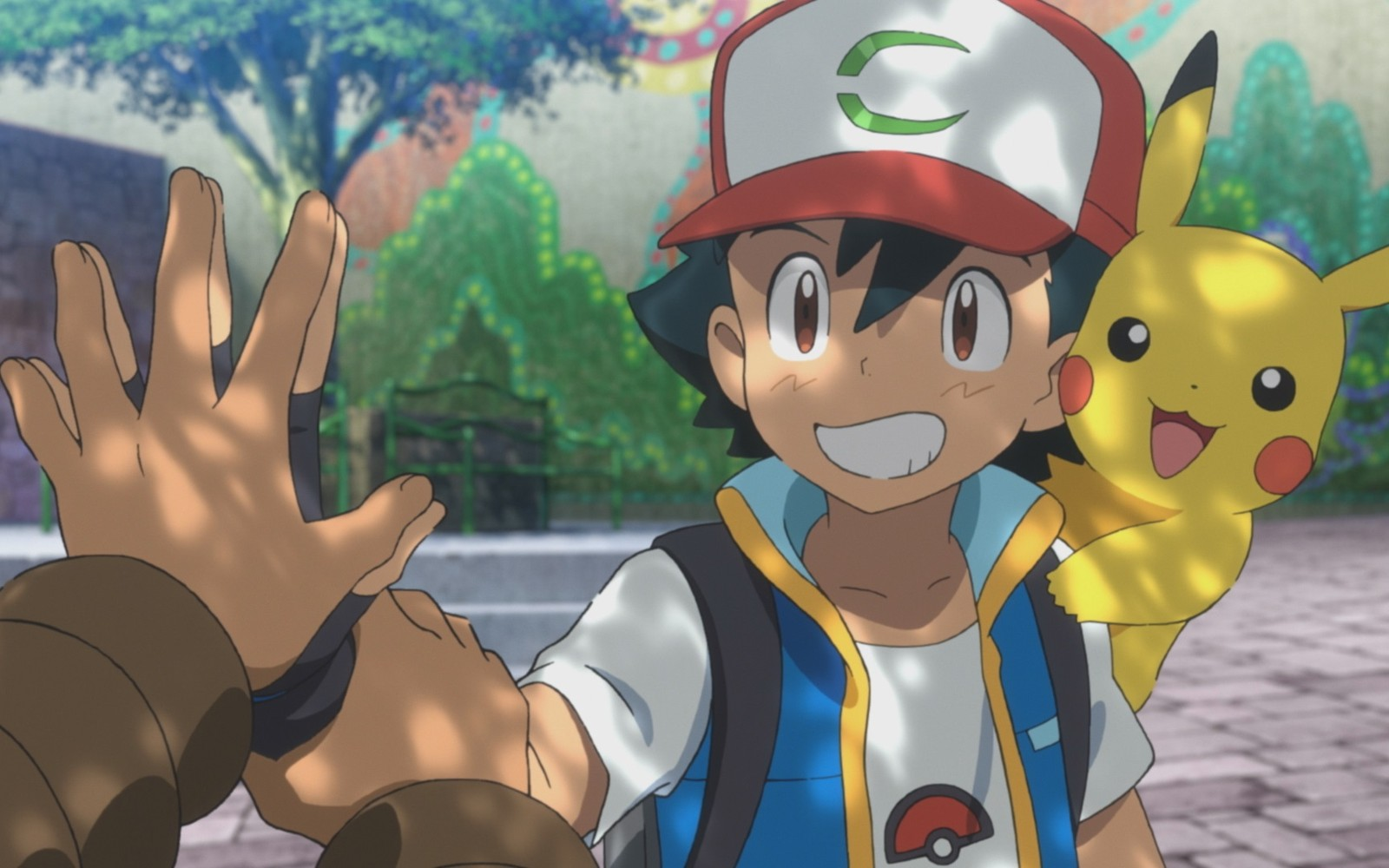 The latest animated Pokémon movie is coming to Netflix on October 8th