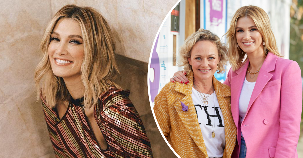 Delta Goodrem rumoured to be joining The Block as a judge in 2022