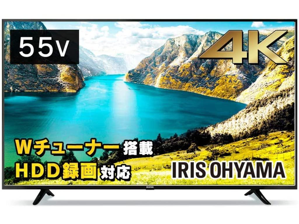 テレビのAmazon売れ筋ランキング