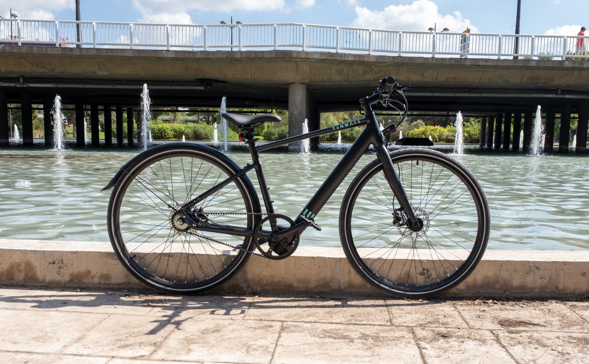 Tenways' e-bike debut blends value with style