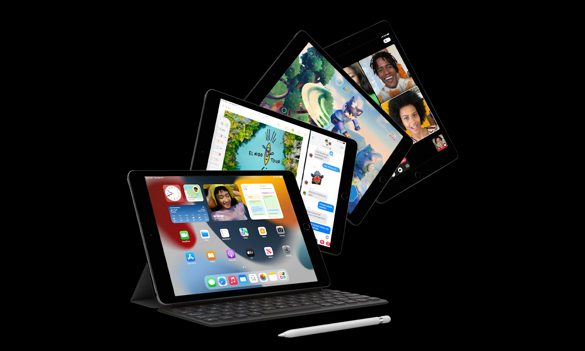 Apple updates the entry-level iPad with a new A13 Bionic chip