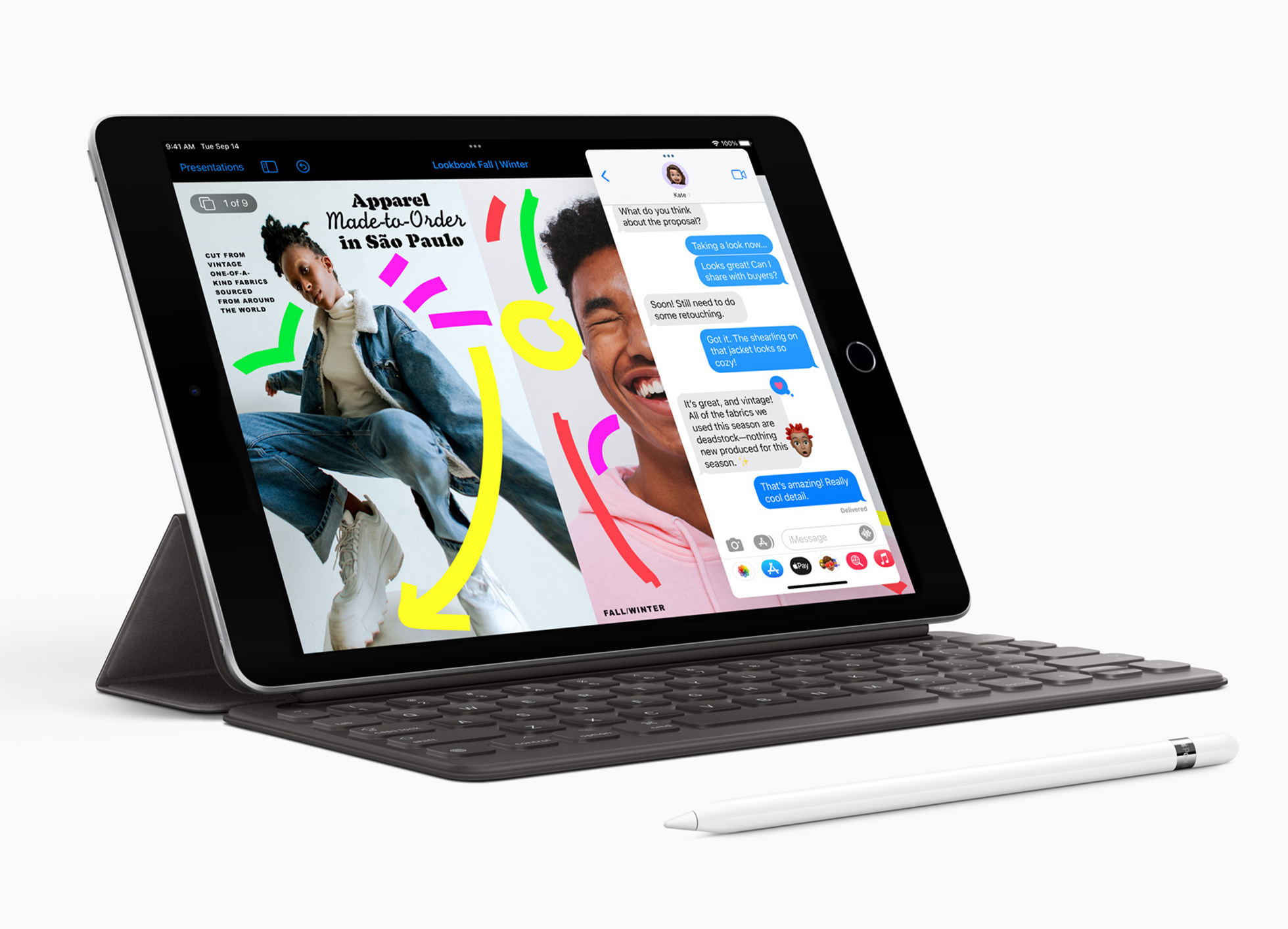 9th-generation iPad