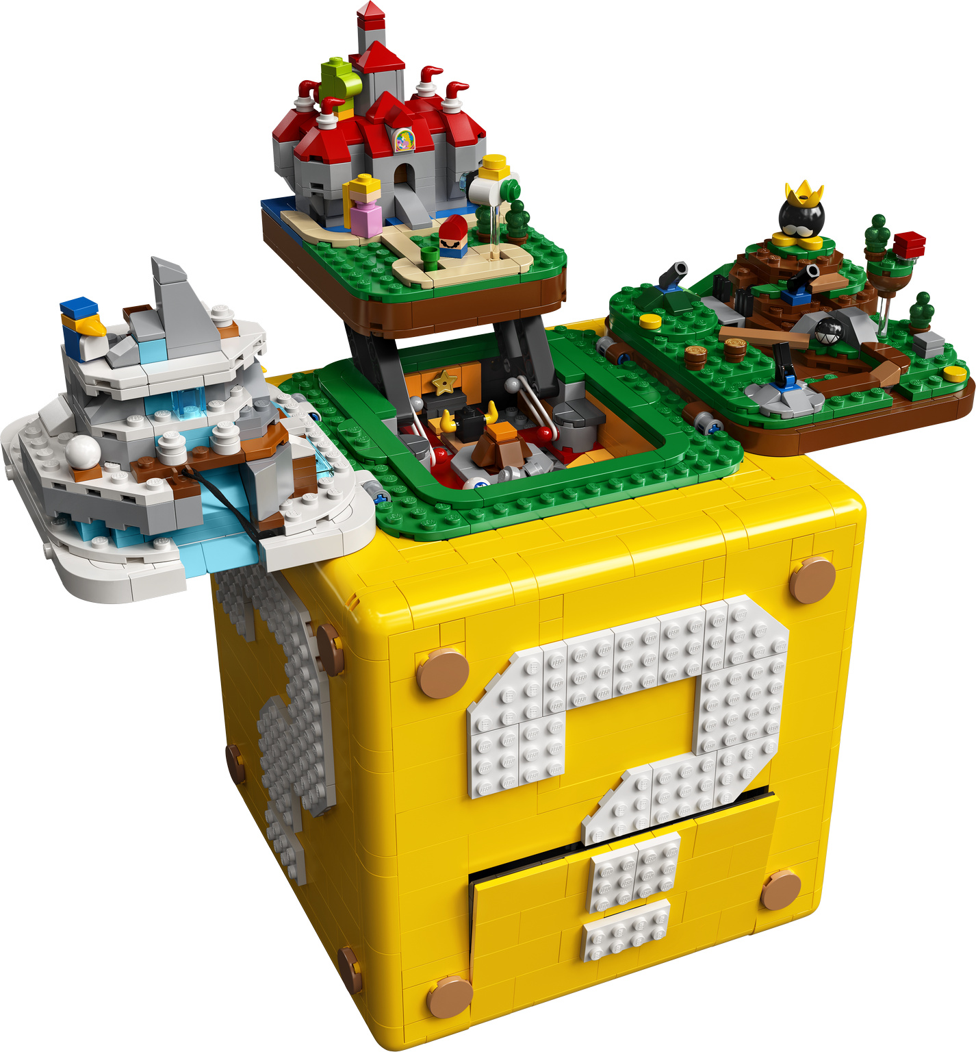 レゴ スーパーマリオ64