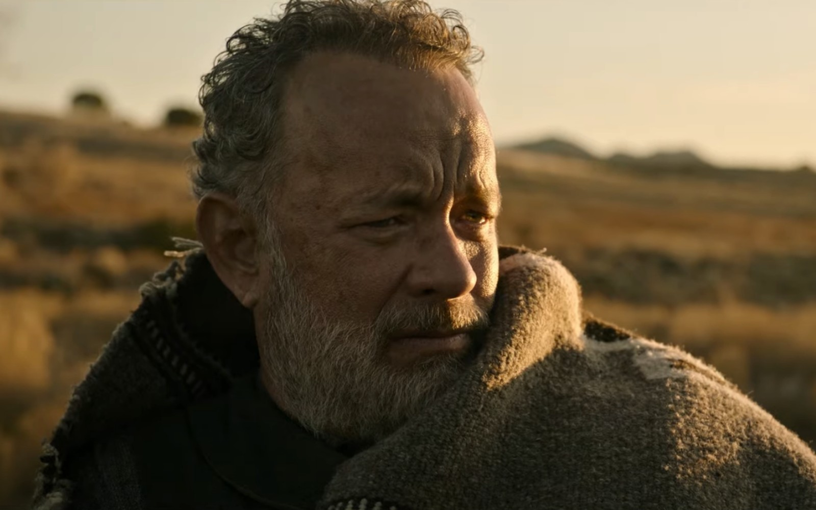 'Finch' trailer sees man, machine and dog try to flee climate change