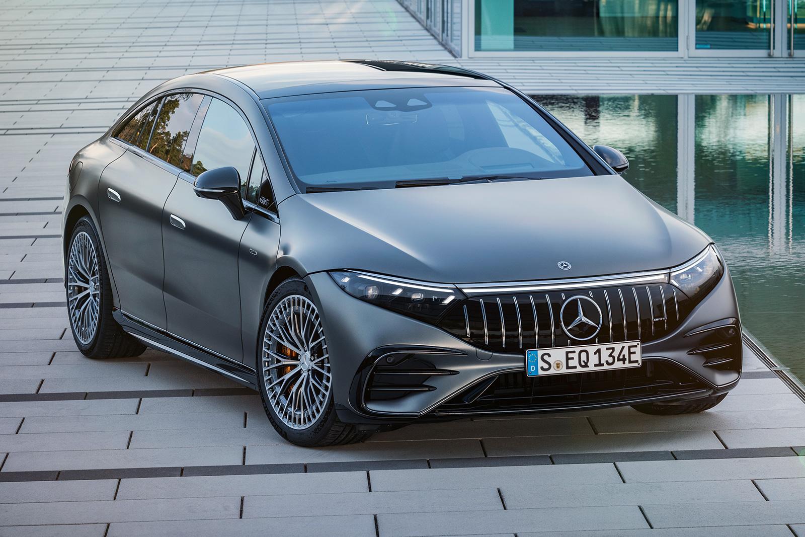 Mercedes-Benz AMG EQS 53 4MATIC+ electric sedan