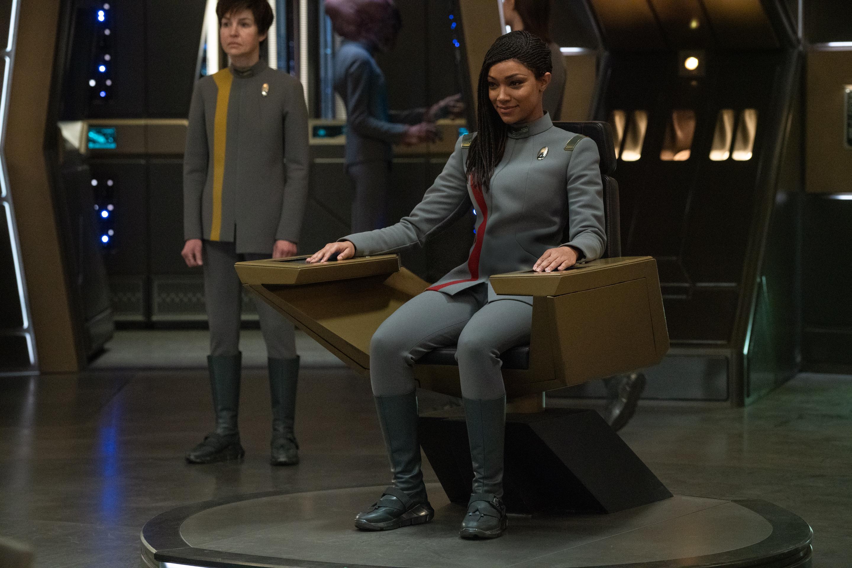 'Star Trek: Discovery' dördüncü sezon Paramount+ 18 Kasım'da | Engadget