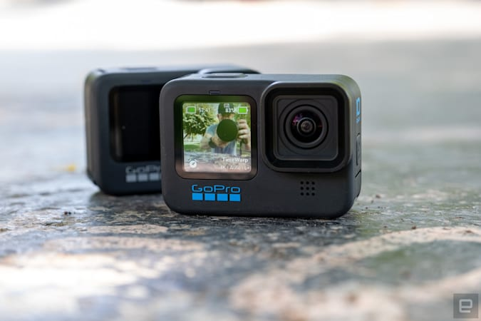 ICYMI: We test out the GoPro Hero 10 Black action cam
