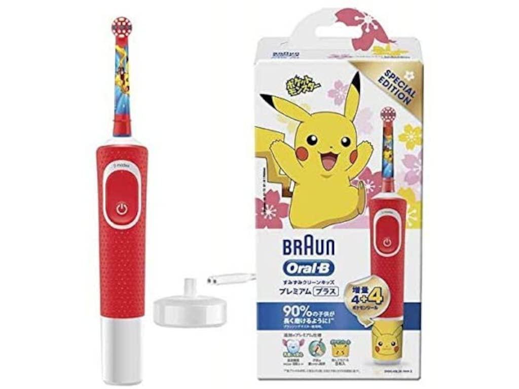 電動歯ブラシのAmazon売れ筋ランキング