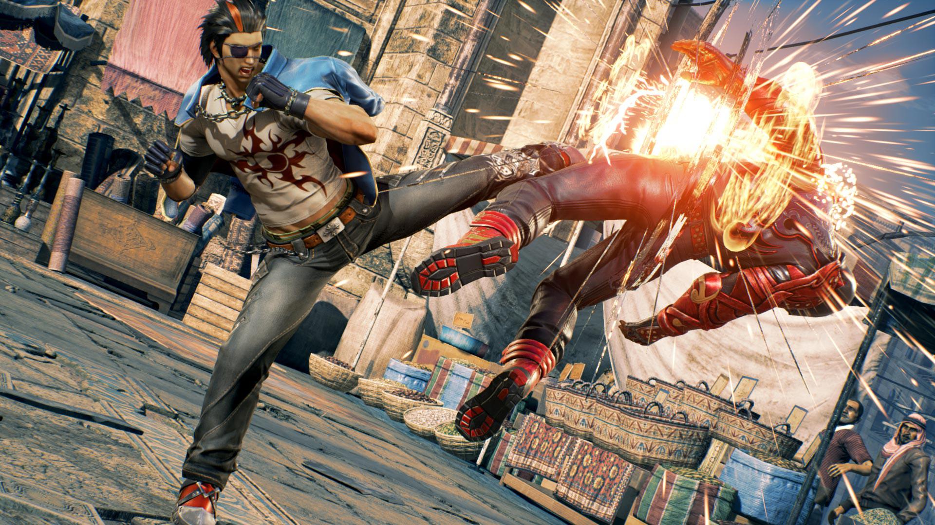 《Tekken 7》