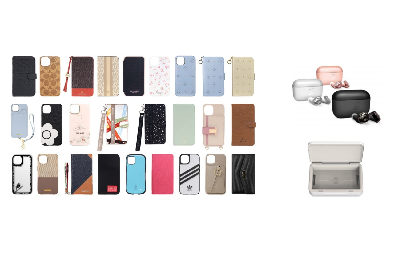 au +1 collection iPhone 13
