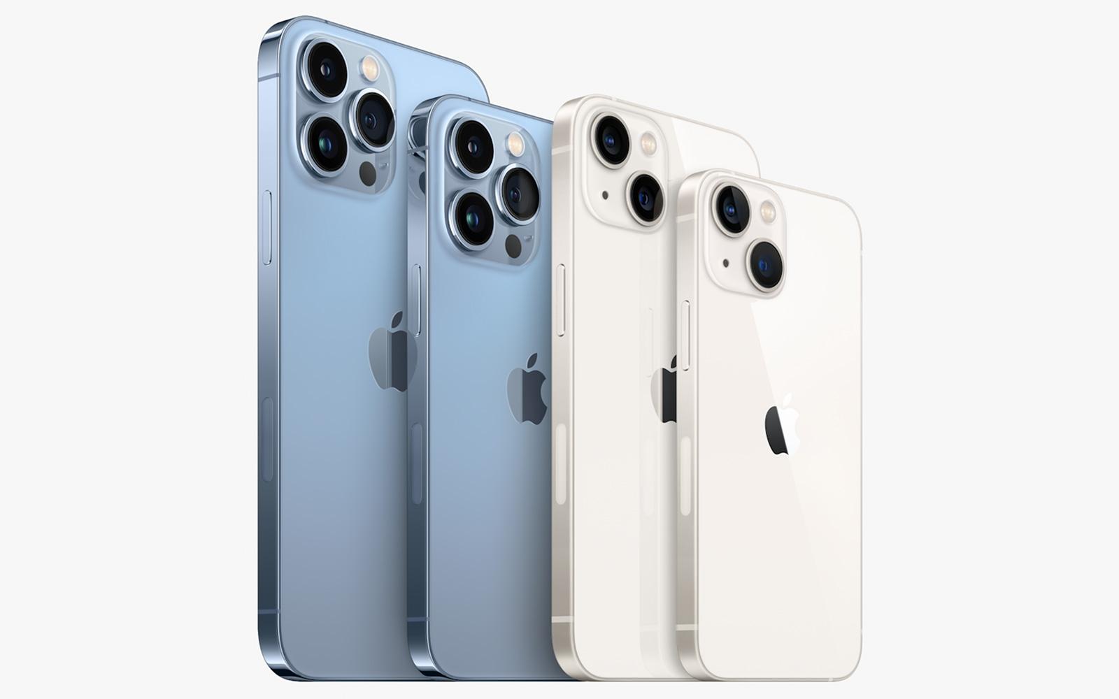 Apple iPhone 13 Pro iPhone 13 Pro Max